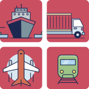 SEA – ROAD – RAIL – AIR FREIGHT